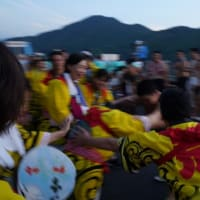 町民総踊り