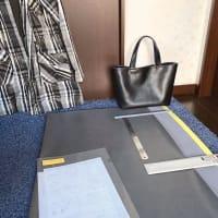 【ハンドメイド】トレンドカラーでバッグを作ります~パントン カラー・オブ・ザ・イヤー2021*アルティメット・グレイ&イルミネイティング☆~