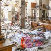 スリランカで連続爆発事件 死者200人を超える !!