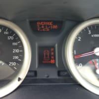 ルノー・メガーヌツーリングワゴン 最後の燃費計測