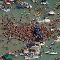 米フロリダ州、1日の感染者1.5万人超 全米で過去最多 / CNN