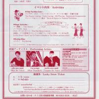 2014 タイフェスティバル大阪のパンフ画像(表裏)
