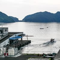甲浦の風景【高知県東洋町】