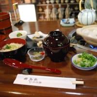 #0057 -'19. 湯豆腐嵯峨野(6月21日の昼食)