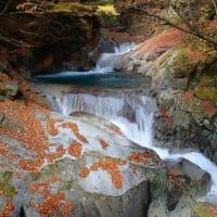 紅葉の西沢渓谷のルートを想いながら終日メンテナンスDAY。