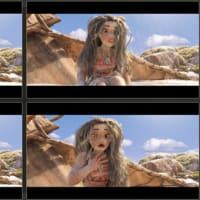 3D映像でエロく見える「ポリゴン美女」たち