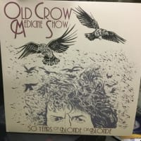 OLD CROW MEDICINE SHOW 『50 years of blonde on blonde』