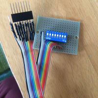 FPGAにデータを送る準備をする