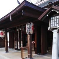 シャンソン歌手リリ・レイLILI LEY 赤坂 豊川稲荷の 向かい側 虎屋本店で あんみつと お雑煮を頂く