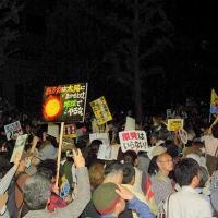 列島に抗ふ民の甦りたり―6.29首相官邸前巨大デモ
