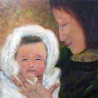 聖母子像を画く、皆さまへ