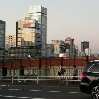 かねふく看板巡りツアー(7枚目:飯田橋)