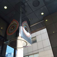 まち歩き中1581 京の通り・堺町通 NO58  四条通