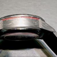 タグホイヤー カレラ キャリバーホイヤー02クロノグラフ カーボン45mm