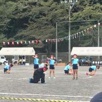 梅ヶ島学区体育大会に参加❢ 2019.9.22