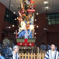博多祇園山笠、せっかくだから。