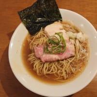 煮干そば平八#再訪50(横須賀中央駅)