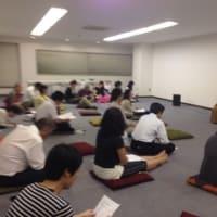 【報告】プラユキ師「夜のお話と瞑想の会」 2015年6月19日(金)