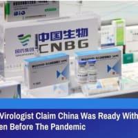 インドのトップウイルス学者が、中国はパンデミックの前からCOVID-19ワクチンを準備していたと主張 GreatGameIndia