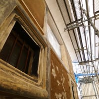 東御市海野宿 土蔵保存修理工事 完了です。