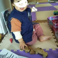 【1歳7ヶ月と12日目】ちょっと出てきた言葉