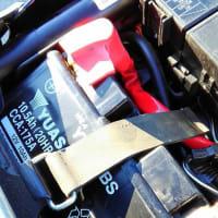 2020/02/11>GSX-S1000 バッテリー交換