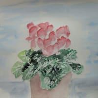暇な画家の一日~水彩画