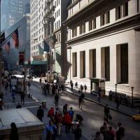 "【Bloomberg】    9月21日06:23分、""""【米国株・国債・商品】株が下落、国債上昇-米中貿易への懸念再燃"""""