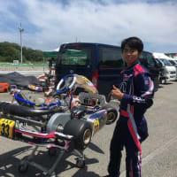 全日本カート選手権2020 FS-125 西地域 第5戦 決勝ヒート