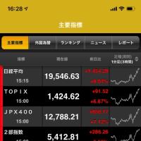 日経株価大暴騰🤗