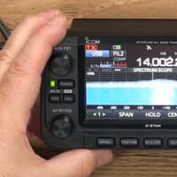 IC-705 が AmateurLogic.TV で紹介されていました②