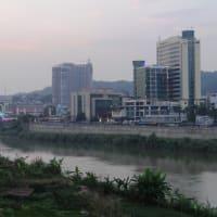 ハザン省からラオカイ市まで