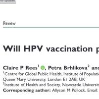 最後は科学が暴くHPVワクチンの不正