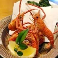 天ぷらへの誘い~小エビの唐揚げ