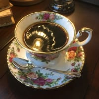祝・再開・喫茶。
