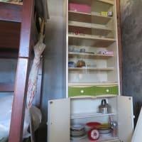 食器棚の入れ替え他
