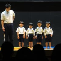 ナカムラチャイルドスポーツ 体操発表会