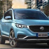 中国とタイの合弁上汽正大、中国製EVを発売へ。