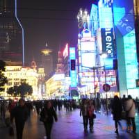 夜の南京通