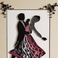 ファーストプレイス東京で社交ダンス練習【福岡の社交ダンス教室ダンススクールライジングスター 】