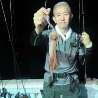 8/24(土):日中潮全く動かず根魚苦戦しました。マイカ狙いはヒットしても単発で釣果出なかったです(x_x;)シュン