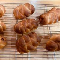 久しぶりの成形パン ウィンナーパン