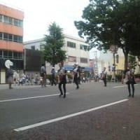 第50回富山まつり  「よさこい とやま」に上野 志津子チーム