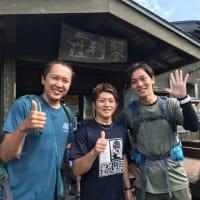 蓼科山荘 双子池ヒュッテ NHK BSプレミアム『ワンダーウォーク』明日放送です!