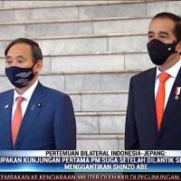 菅首相、訪問先のインドネシアで500億円の円借款供与 ジョコ大統領と安保、医療でも協力を決めたが──