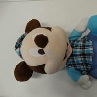 ミッキーくんが大けが!! Mickey is seriously injured!!