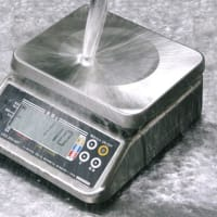 防水型デジタル上皿はかり3kg UDS-5VN-WP-3 大和製衡