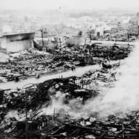 沖縄慰霊の日と同じ日に、三沢米軍基地でアメリカンデーのお祭り