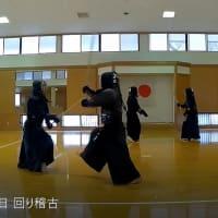 生駒市武道館 往馬玄武会(2020年11月28日午前)