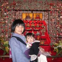 生まれてから2才までの着物好き娘のブログ「桃ちゃん」日記